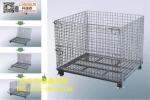 倉儲籠|蝴蝶籠|折疊式倉儲籠|鐵籠子|南京科瑞森物流設備