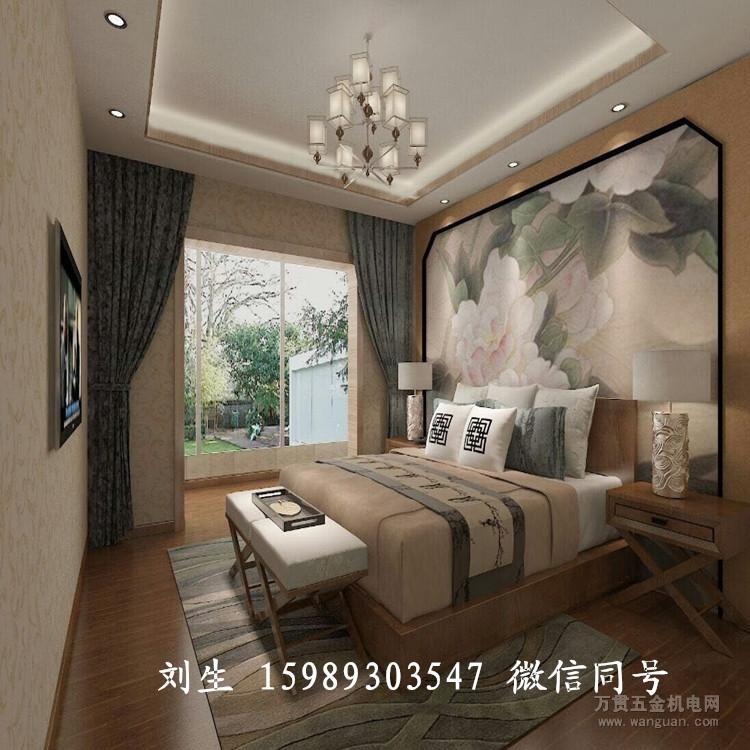 可根据自己的装修风格和喜好来选择电视背景墙图案,如中式风格,欧式