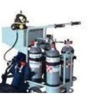 BC1760015霍尼韋爾移動式高壓呼吸器