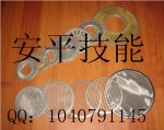 供應高效SPL過濾片\不銹鋼雙環過濾片\壓濾機專用濾片