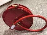 惠州消防卷盤軟管卷盤20米消火栓箱自救水管轉盤惠州卷盤