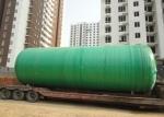 河北玻璃钢消防水池厂家 玻璃钢消防水箱价格