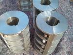 江苏海鹏制作的不锈钢夹壳联轴器安装简便
