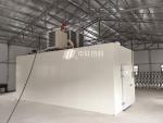 辣椒加工设备哪种的省电智能郑州中联热科空气能不锈钢 四川厂家
