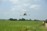 唯信农业WX-8D-10型喷药飞机新款