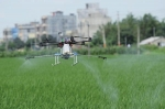 唯信农业WX-8D-10型喷药飞机新款上市
