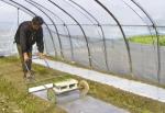地膜覆盖机覆膜机农业工业专用保温保水可降解型2015新款低价