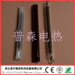 蒙砂石英玻璃电热管 不透明红宝石碳素加热管