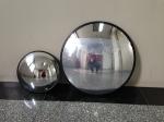 深圳交通广角镜 安全凸面镜800mm 亚克力弯道镜
