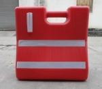 鹏翔瑞PXR 塑料小水马 隔离墩防撞桶 交通施工水马围栏