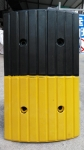 PXRLG4流线型减速带 橡胶减速带 道路减速带