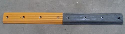 线型橡胶减速带 深圳减速坡 鹏翔瑞减速板 优惠促销