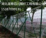 供应双圈护栏网龙泰百川厂家直销