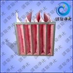 FX高溫空調箱專用玻纖袋式過濾網天津、上海、重慶
