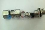 M25不锈钢双密封电缆格兰头公制牙