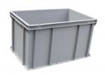 塑料周转箱-莱尔特仓储设备专业生产销售塑料物流箱