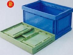 可折叠周转箱-莱尔特天津北京上海仓储设备专业生产制造