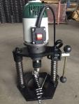 钢管打孔机 消防管开孔机价格 打孔机厂家 114电动链条打孔