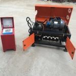 全自動液壓鋼筋調直切斷機 廠家專業生產質優價廉