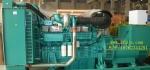 玉柴500KW柴油發電機組