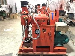 北探ZLJ950坑道注浆钻机知名厂家 注浆加固钻机