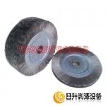 广东钢丝轮 广东钢丝刷 工业刷 扭丝平行钢丝轮