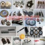 钢丝轮 钢丝刷 黑碳钢丝轮刷 磨料刷