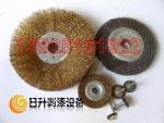 钢丝轮 碗型钢丝轮 罗碗型钢丝刷 钢丝刷