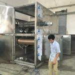 供應佛山江門環保污泥多層隧道烘干爐帶式干燥設備非標定做