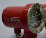 9W/12/18W矿用隔爆型LED机车灯陕西西安防爆灯
