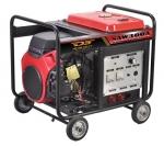 300A双缸汽油发电电焊机