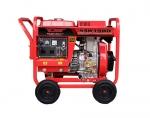 190a柴油发电电焊机\钢结构焊接专用