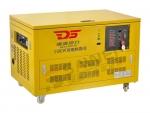 15KW静音式小型汽油发电机