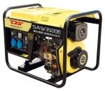 移动款发电机/3000瓦便携发电机
