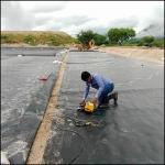 包頭防滲土工膜 垃圾填埋防滲系統量大優惠