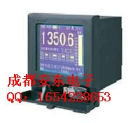 LU-CDR2100蓝色液晶显示无纸记录仪