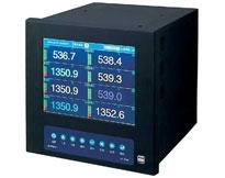 LU-C5000真彩液晶显示过程控制无纸记录仪