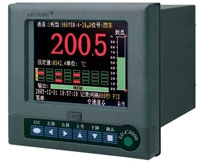 LU-C3000系列彩色液晶显示过程控制无纸记录仪