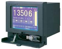 LU-C2100蓝色液晶显示控制无纸记录仪
