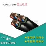 翌达电缆 成都低压电缆鸿运国际娱乐平台 VV/YJV/YJV22 4*9