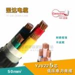 四川翌达 VV/YJV/YJV22 5*50  成都同轴电缆