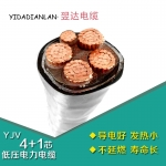 翌达 YJV4芯*25平方+1芯*16 铜芯 成都电缆线价格