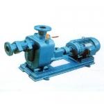 成都ZW系列自吸排污泵 排污泵价格 污水泵厂家直销