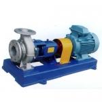 四川IH型不锈钢化工泵 耐腐节能标准 首选化工泵生产厂家