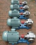高粘度转子泵选型