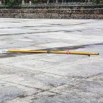 2.0米勾头操作杆绝缘操作杆35KV