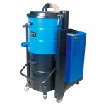 金属颗粒用移动式工业吸尘器
