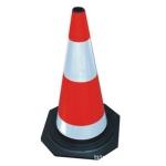 交通安全警示桶 锥形桶 橡胶路锥 警示锥    成都厂家直销