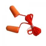 成都子彈型帶線耳塞批發 回彈耳塞 四川防噪音耳塞銷售公司