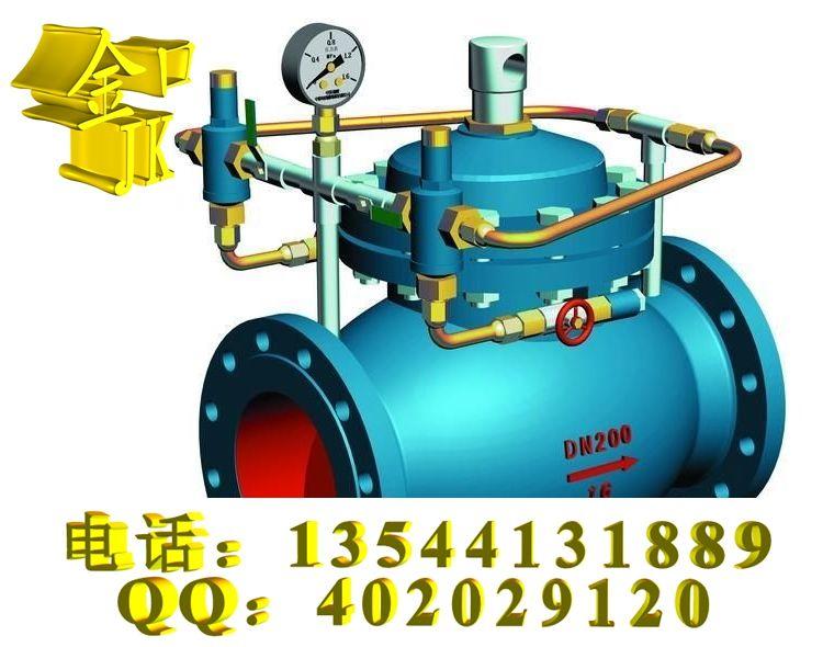 y46t组合式减压阀 不锈钢组合式减压阀厂家图片